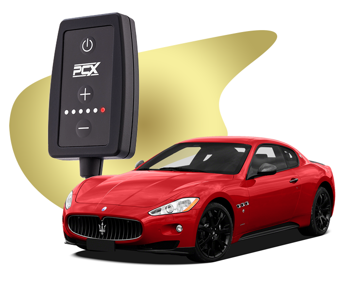 Maserati Gran Turismo 4.7L 460 HP From 2007 Pedal Chip X Throttle Accelerator